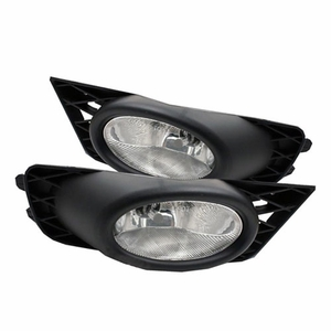 Honda Civic 09 (U.S. Type) Fog Light with Wiring Kits and Switch - Click to enlarge