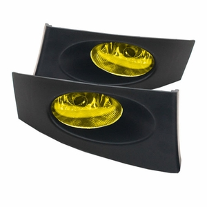 Honda Fit 07-08 Fog Lights (Yellow) - Click to enlarge