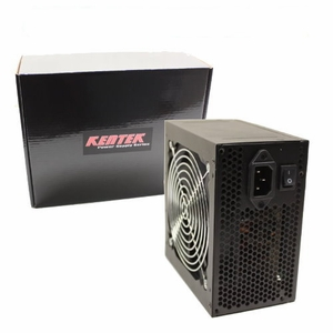 550 Watt 120mm Fan ATX Power Supply 12V 2.3 EPS12V SATA 20/24 PIN by KenTek - Click to enlarge