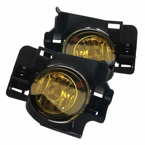 Nissan Maxima 10-Up Fog Lights (Yellow) - Click to enlarge