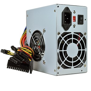 600 Watt Dual Fan ATX Power Supply for HP Compaq eMachine 5188-2625 / DPS-300AB / HP-D3057F3R / ATX-300-12E - Click to enlarge