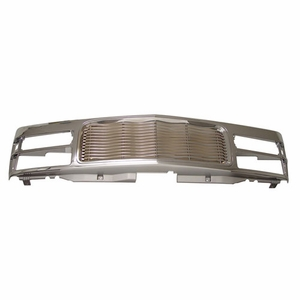G.M.C Full Size Pick Up 94-02 Wave Horizontal Grill - Click to enlarge