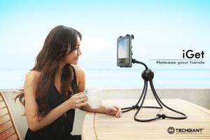 iGet Tablet PC Mount Holder Stand for iPad by Techgiant - Click to enlarge