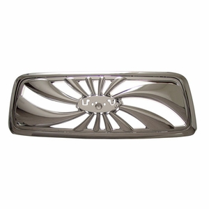 Ford F150 04-06 Fan Style Grill - Click to enlarge