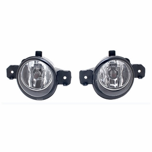 Nissan Altima 05-06 (U.S. Type) & Maxima (U.S. Type) Fog Light with Wiring Kits and Switch - Click to enlarge