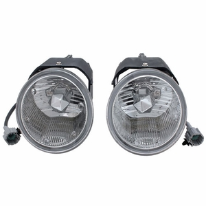 Nissan Frontier / X-Trail 03-04 Fog Light with Wiring Kits and Switch - Click to enlarge