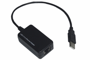 USB 2.0 to Fast Ethernet Converter - Click to enlarge