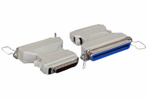 HPDB50 Male / CN50 Female SCSI 2 Adaptor - Click to enlarge