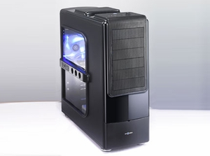 Extreme Water Cooling Case w/ Dual Radiators, Dual PS Setup, 12 fans - Click to enlarge