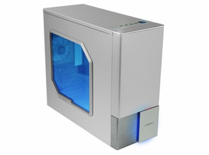 Silver A20 Window Case w/ SIM - Click to enlarge