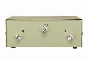 2 Ports BNC Female Data Transfer Switch - Click to enlarge