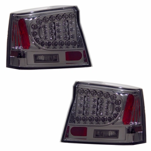 Dodge Charger 06-08 L.E.D Tail Light Smoke - Click to enlarge