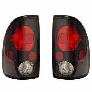 Dodge Dakota 97-04 Tail Light Black - Click to enlarge