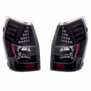 Dodge Magnum 05-Up L.E.D Tail Light Black - Click to enlarge