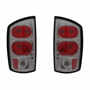 Dodge Ram 02-05 Tail Light Smoke Crystal Lens - Click to enlarge