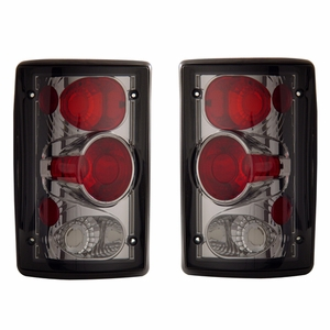Ford Excursion 00-05 / Econoline Van 95-03 Tail Light Smoke - Click to enlarge