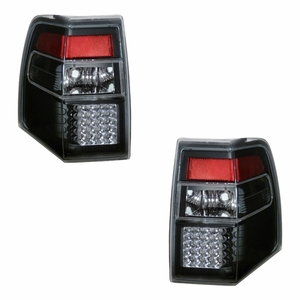 Ford Expedition 07-Up L.E.D Tail Light Black - Click to enlarge