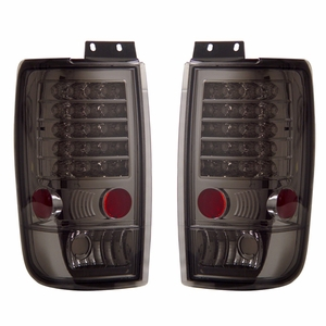 Ford Expedition 97-02 L.E.D Tail Light Smoke - Click to enlarge