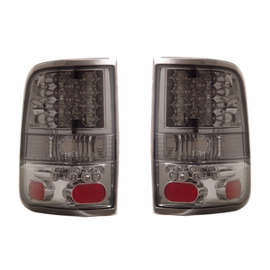 Ford F-150 04-06 L.E.D Tail Light Smoke - Click to enlarge