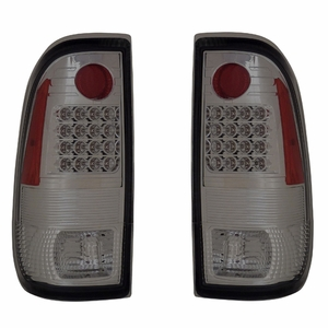 Ford F150 / F250 97-03 L.E.D Tail Light G2 Smoke - Click to enlarge