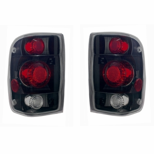 Ford Ranger 98-01 Tail Light G2 Dark Smoke - Click to enlarge