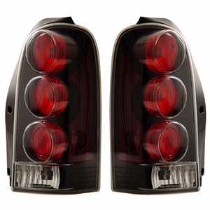 Chevy Venture 97-03 / Olds Silhouette 97-03 / Pontiac Transport 97-98 / Pontiac Montana 99-03 Tail Light Black - Click to enlarge