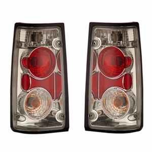 Isuzu Rodeo 91-97 Tail Light Chrome - Click to enlarge