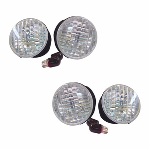 Lexus IS-300 98-02 Trunk Light Clear - Click to enlarge