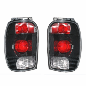 Ford Explorer 98-00 Tail Light Carbon - Click to enlarge