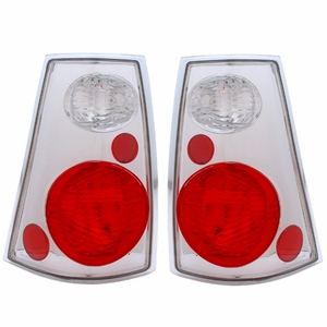 Ford Explorer Sport Trac 02-05 Tail Light Chrome - Click to enlarge