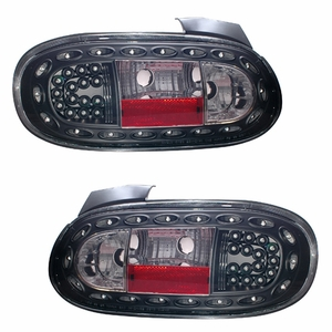Mazda Miata 98-05 L.E.D Tail Light Black - Click to enlarge