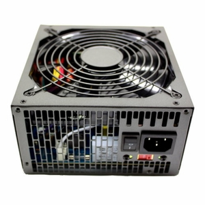 850 Watt 120mm Fan ATX Power Supply 12V 2.3 EPS12V SLI-Ready SATA 20/24 PIN by KenTek - Click to enlarge