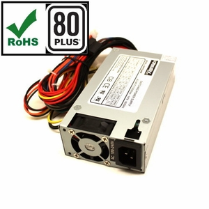 Brand New 250 Watt Flex ATX FATX Power Supply for SHUTTLE, IBM, ASUS, Achme  - Click to enlarge