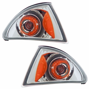 BMW E46 M3 (3 Series) 99-01 4DR Corner Light Euro Amber - Click to enlarge