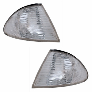 BMW M3 (3 Series) 99-01 4DR Corner Light Clear - Click to enlarge