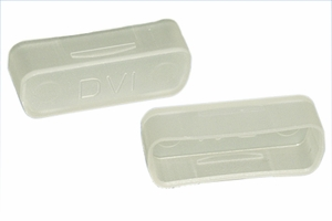 DVI Female Dust Cover 50 pcs/bag - Click to enlarge