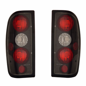Nissan Frontier 98-04 Tail Light Black - Click to enlarge