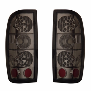 Nissan Frontier 98-04 L.E.D Tail Light Smoke - Click to enlarge