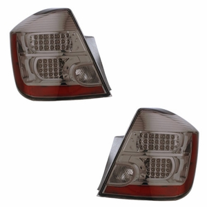 Nissan Sentra 07 Up L.E.D Tail Light Smoke - Click to enlarge