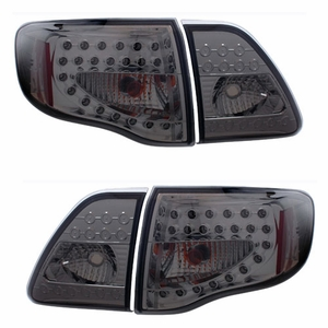 Toyota Corolla 09 Up L.E.D Tail Light Smoke 4Pcs - Click to enlarge