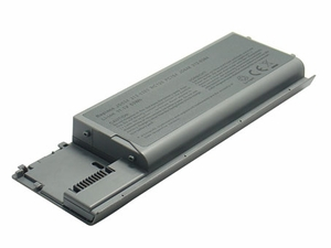 6 Cell 5200 mAh Laptop Battery for DELL Latitude D620, D630, D630c, D630N, D631, D631N, D830N , Precision M2300 - Click to enlarge