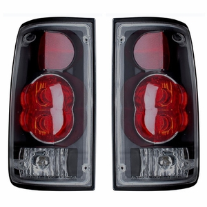 Toyota Pickup 89-95 Tail Light G2 Dark Smoke - Click to enlarge
