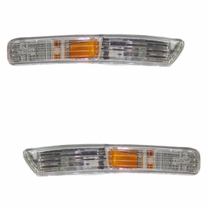 Acura Integra 98-01 Bumper Light Amber - Click to enlarge