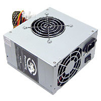 650 Watt Dual Fan ATX Power Supply for Pentium 4 AMD VISTA SATA  - Click to enlarge