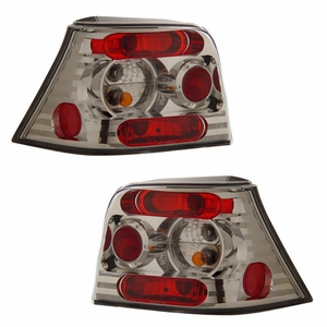 Volkswagen Golf 99-01 Tail Light Chrome - Click to enlarge
