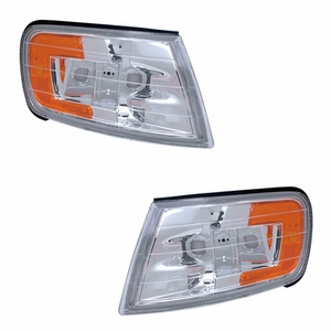 Honda Accord 94-97 Corner Light Euro Amber - Click to enlarge
