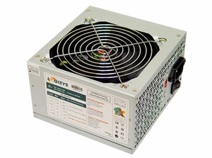 550W 120mm Ball Bearing Switching Power Supply - Click to enlarge