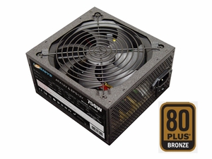 750W ATX 12V & EPS 12V SLI / Crossfire Ready 80 Plus Bronze 14cm Fan Quiet PSU - Click to enlarge