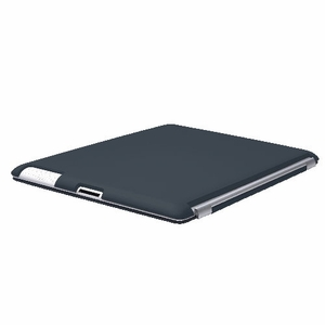 Navy Blue / Indigo iPad 2 iPad 3 (The New iPad) Slim fit Case cover for Apple iPad 2nd 3rd Generation Wifi / 3G / 4G Model 16GB / 32GB / 64GB Smart cover compatible partner & color matching - Sticky Case by Techgiant  - Click to enlarge