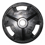 Rubber Olympic Grip Plate